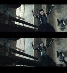 Emaciate Bellatrix Concept